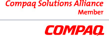 [Compaq Solutions Alliance Member]